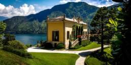 progettazione giardini sul lago di Como